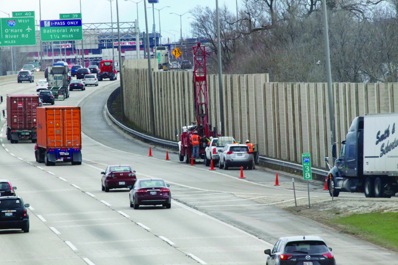 Illinois Tollway GES Services